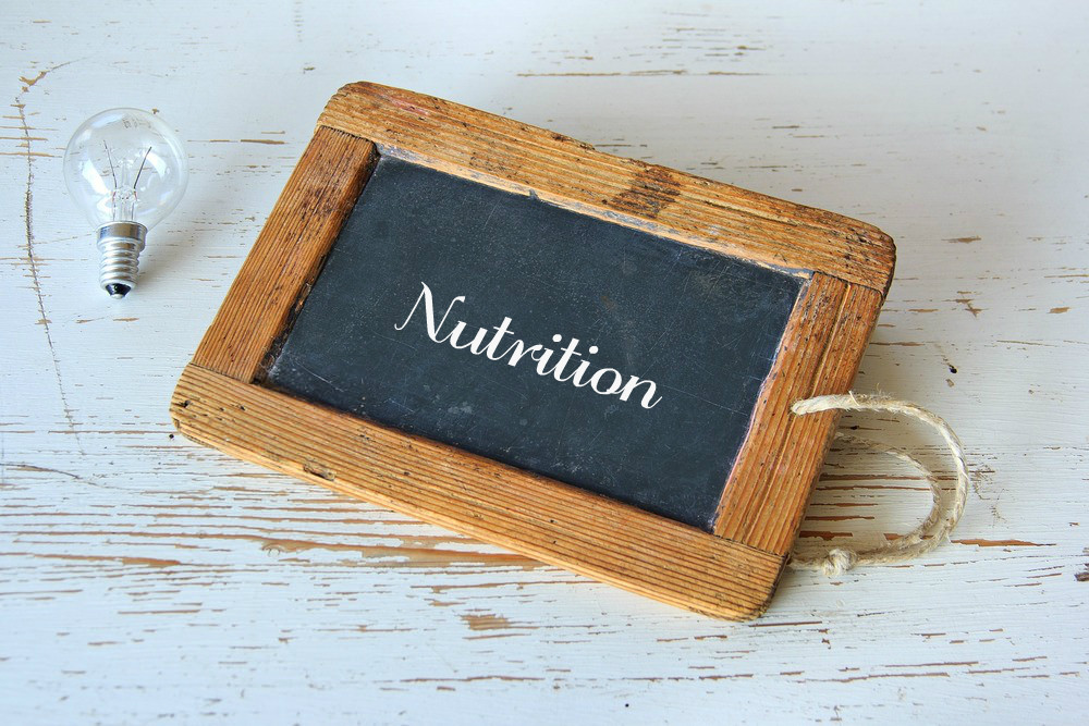 nutrition sign